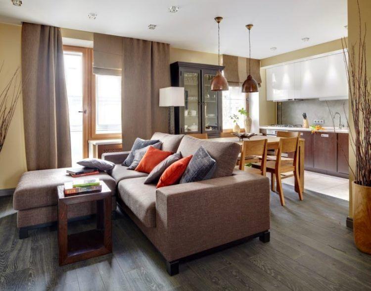 Планировка квартиры-студии фото 13