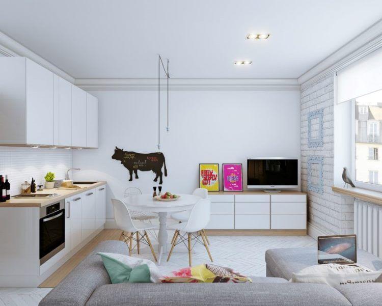 Планировка квартиры-студии фото 14