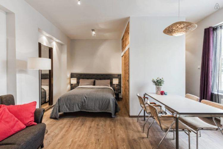 Планировка квартиры-студии фото 17