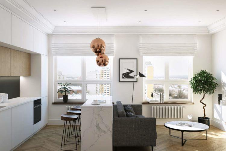 Планировка квартиры-студии фото 3