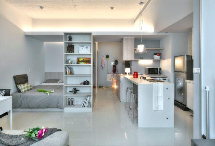Планировка квартиры-студии фото 4