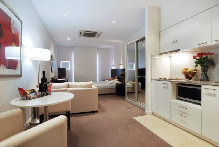 Планировка квартиры-студии фото 5