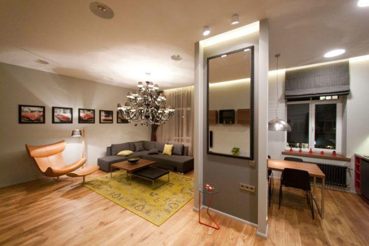 Планировка квартиры-студии фото 6