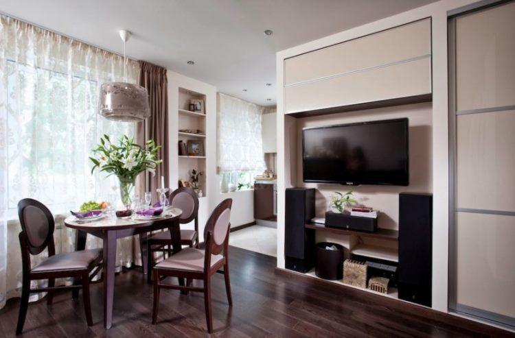 Планировка квартиры-студии фото 8