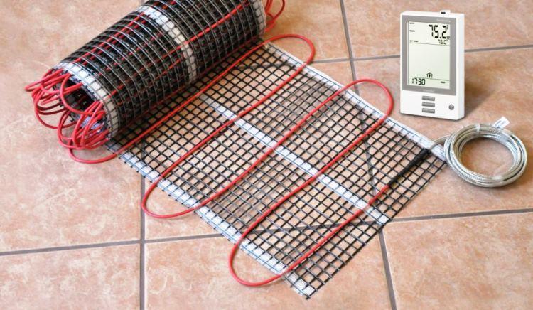 теплый электрический пол фото 3