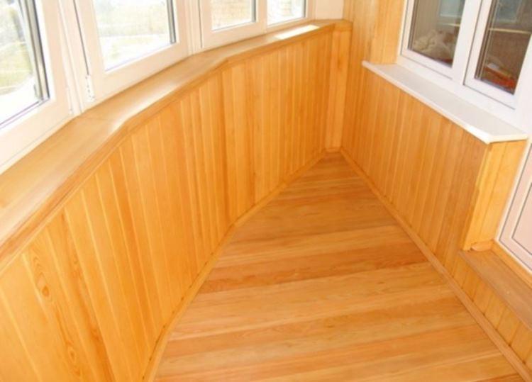 кабинет на балконе фото 12