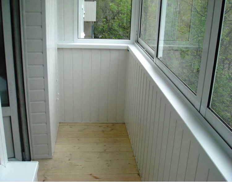 кабинет на балконе фото 13