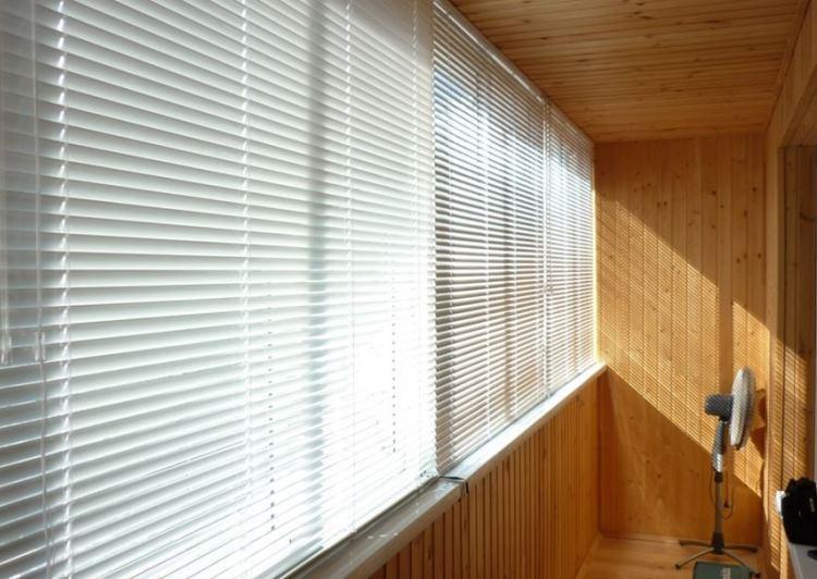 кабинет на балконе фото 15
