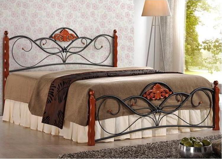 кованые кровати фото 10