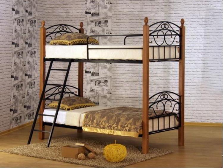 кованые кровати фото 12