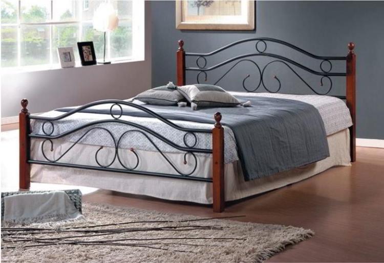 кованые кровати фото 13