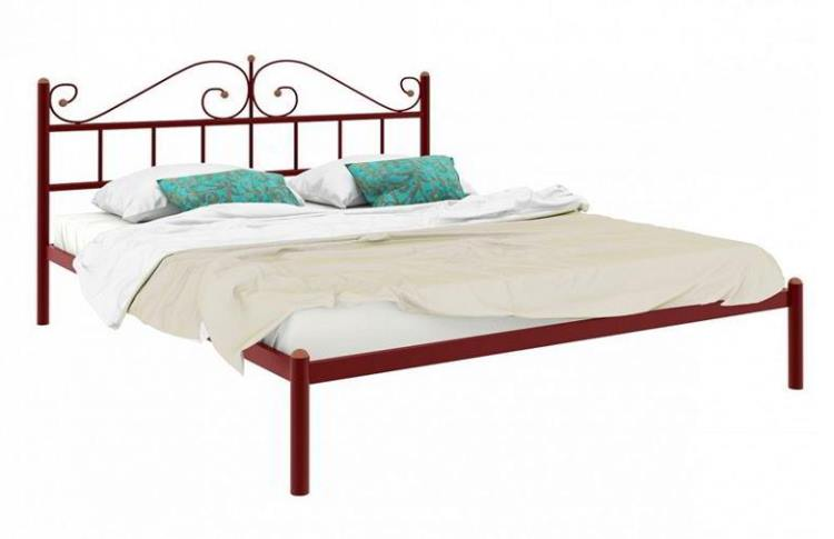 кованые кровати фото 15