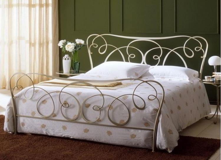 кованые кровати фото 2