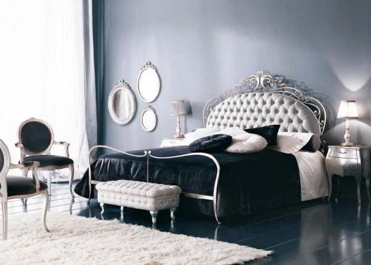 кованые кровати фото 4