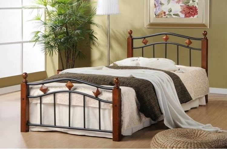 кованые кровати фото 6