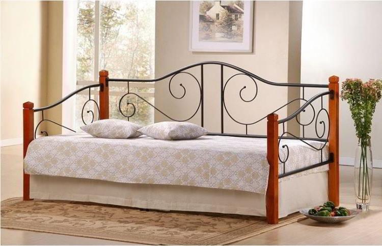 кованые кровати фото 9